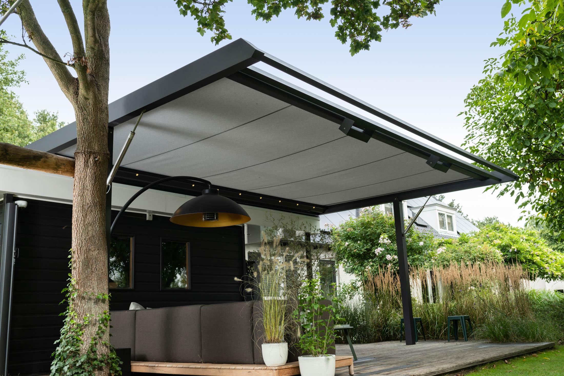 Buitenkamer project in Oisterwijk
