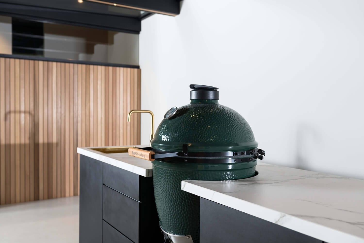 Buitenkeuken showroom Ede